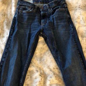 Men's Hollister skinny jeans size 28X30.